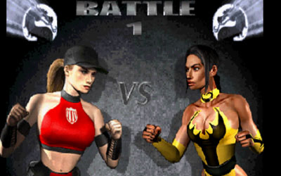 mortal kombat 4 game battle