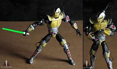 cyrax sword 2 action figures