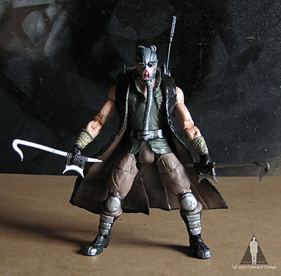 Kabal action figures