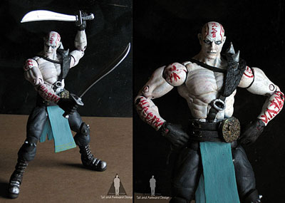 Quan Chi action figures