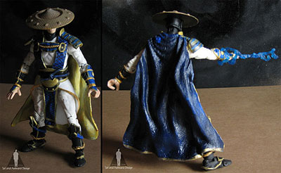 raiden action figures