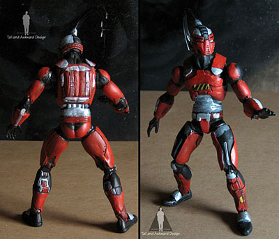 Sektor 2 action figures