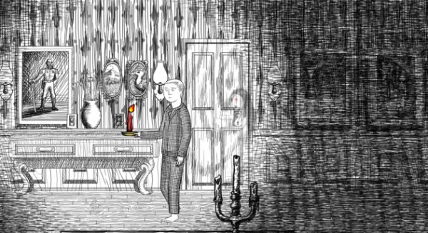 Neverending Nightmares выйдет на PS4 и PS Vita