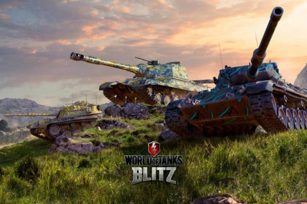 World of Tanks Blitz в «Витрине Windows Store» — новая акция для танкистов!