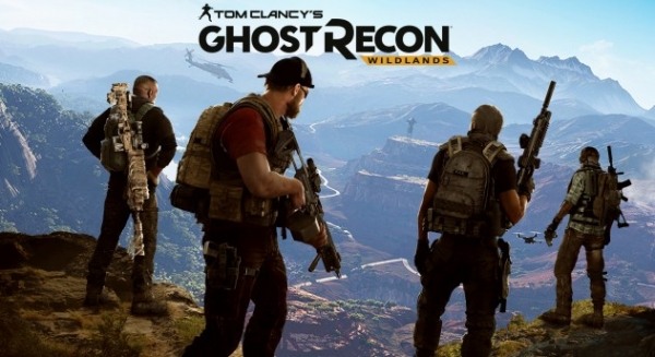 Tom Clancy's Ghost Recon: Wildlands и Steep выйдут на PS4 Pro