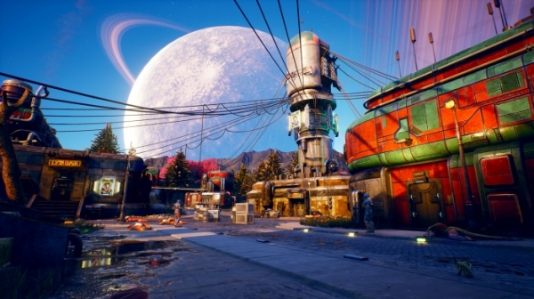 Премьера The Outer Worlds — новой RPG от Obsidian и родителей серии Fallout